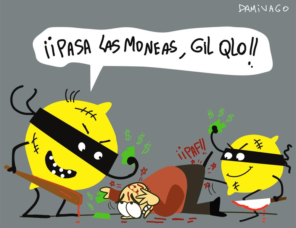 Damivago Nº 838: Limones Caros