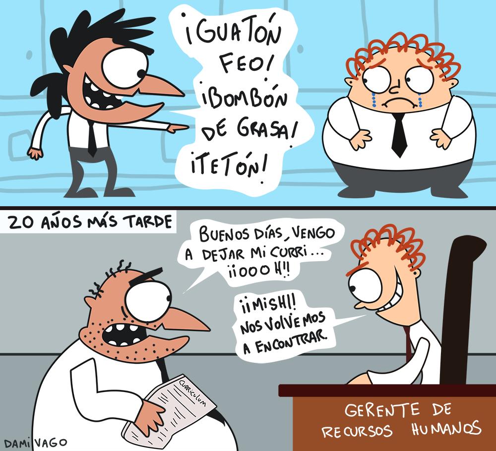 Damivago Nº 848: Las Vueltas de la Vida.