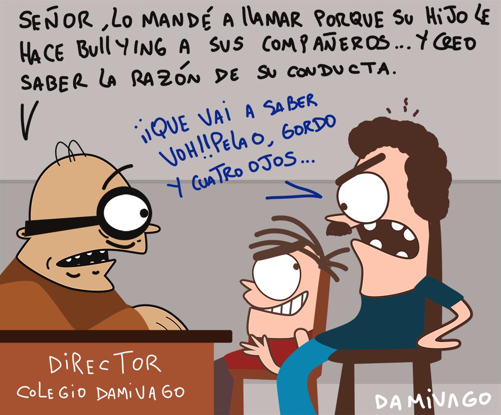 Damivago Nº 850: Mala Influencia