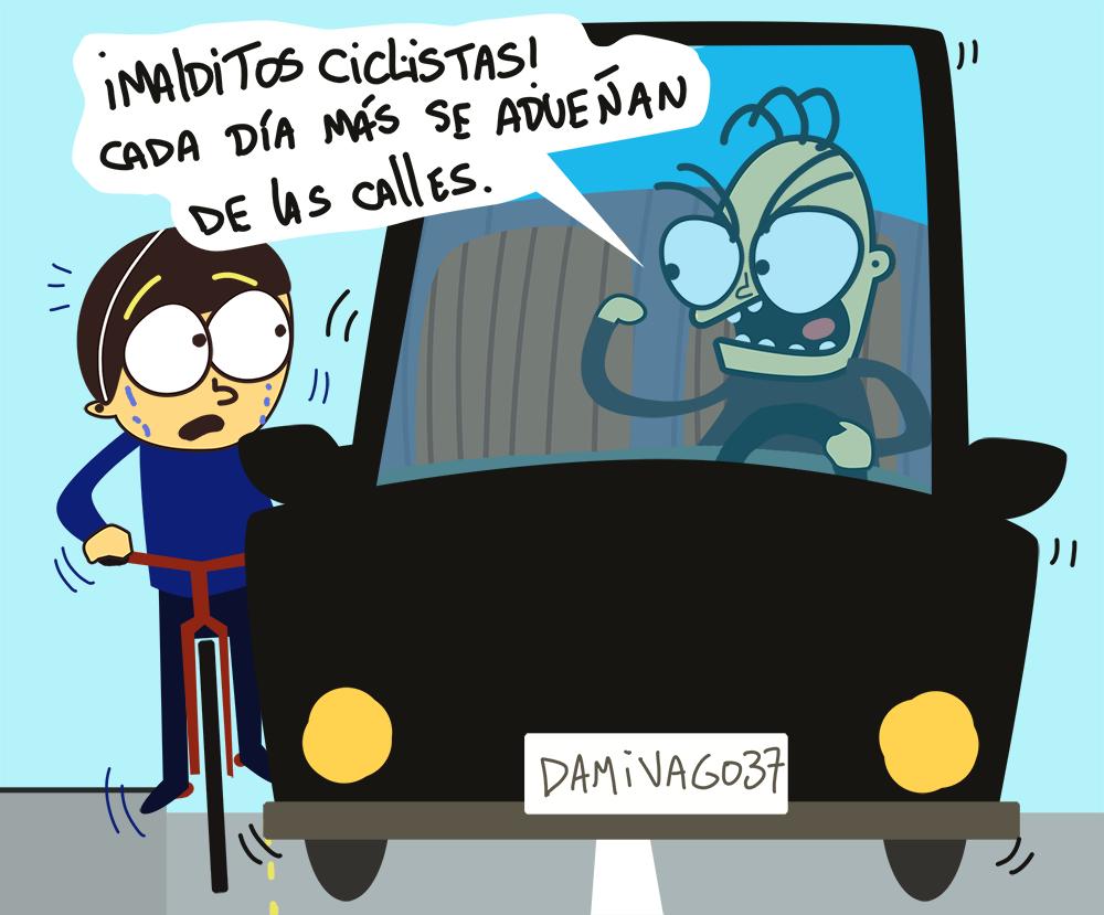 "Damivago Nº 852: ""Malditos"""