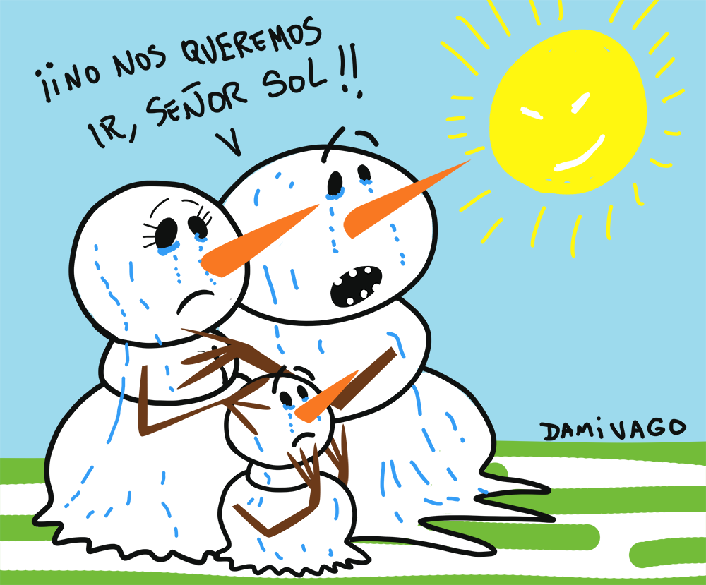Damivago Nº 857: Muñeco de Nieve ( Con Referencia...)