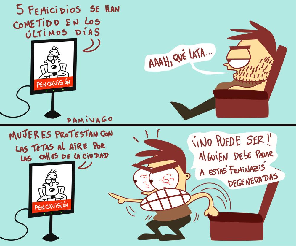 """Damivago Nº 862: """"Escándalo"""""""
