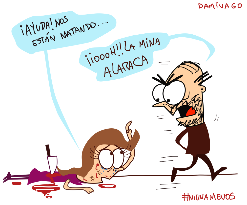 """Damivago Nº 867: """"Alaraca"""""""