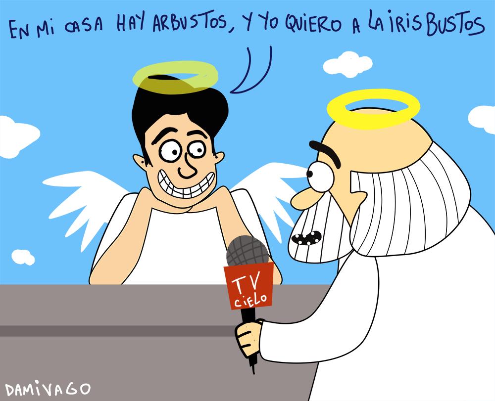 """Damivago  Nº 880: Vuelta Alto """"SuperTaldo"""""""