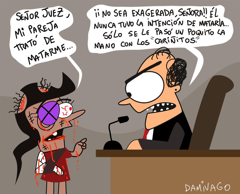 """Damivago Nº 888: """"Exagerada"""""""