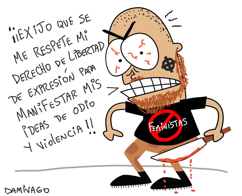 """Damivago Nº 908: """"Libre Expresión"""""""