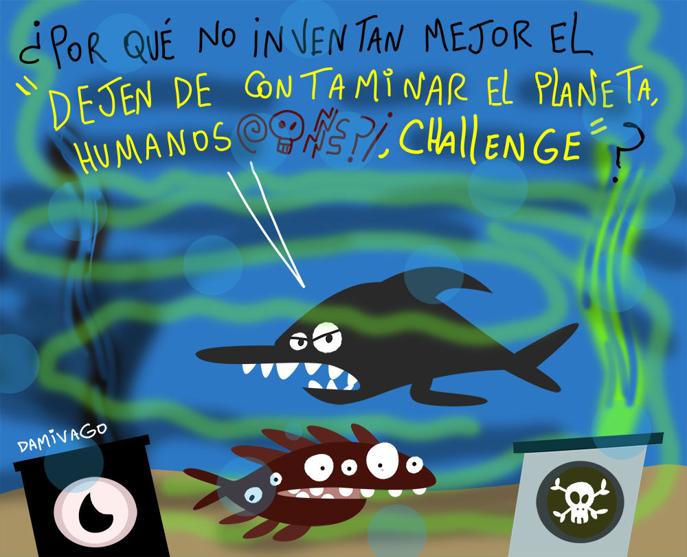 """Damivago Nº 919: """"Challenge"""" (El """"Desafío"""")"""