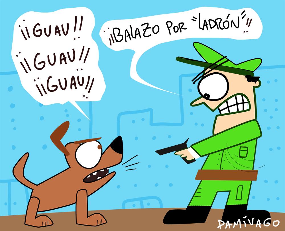 """Damivago Nº 925: """"Ladrón"""""""
