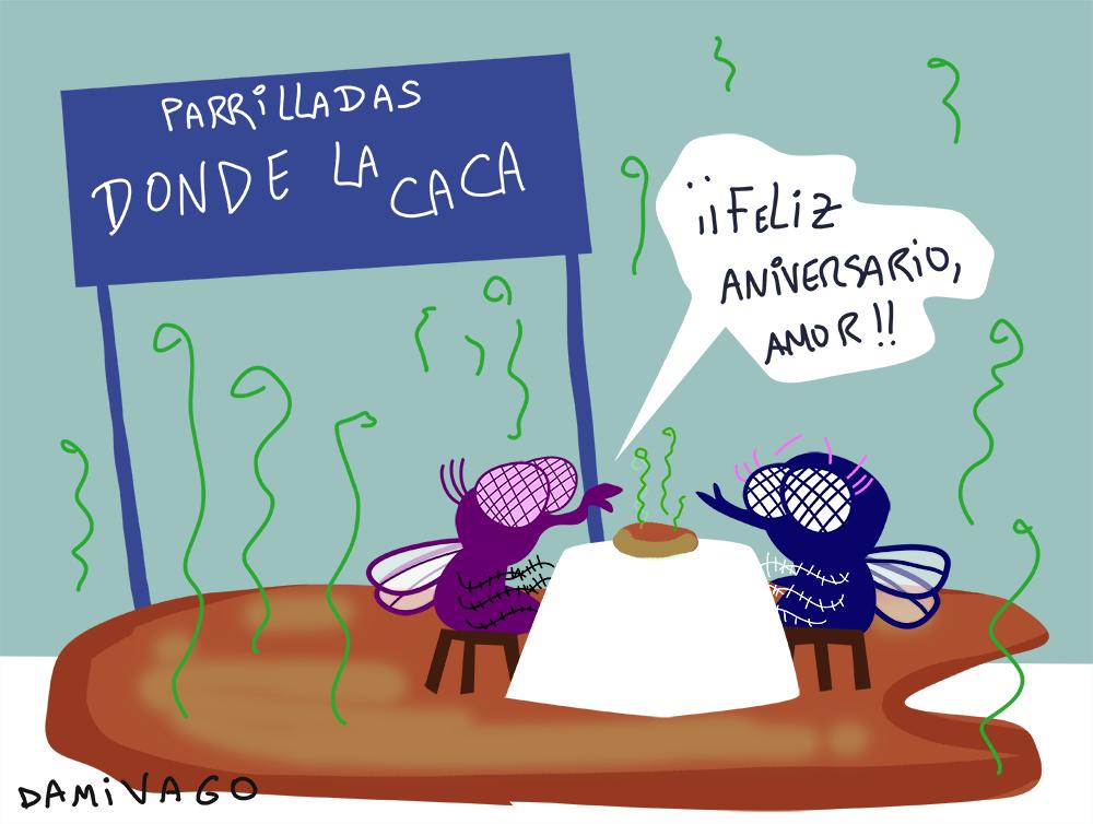 """Damivago  Nº 935: Caso Carnes de """"Donde la Cuca"""""""