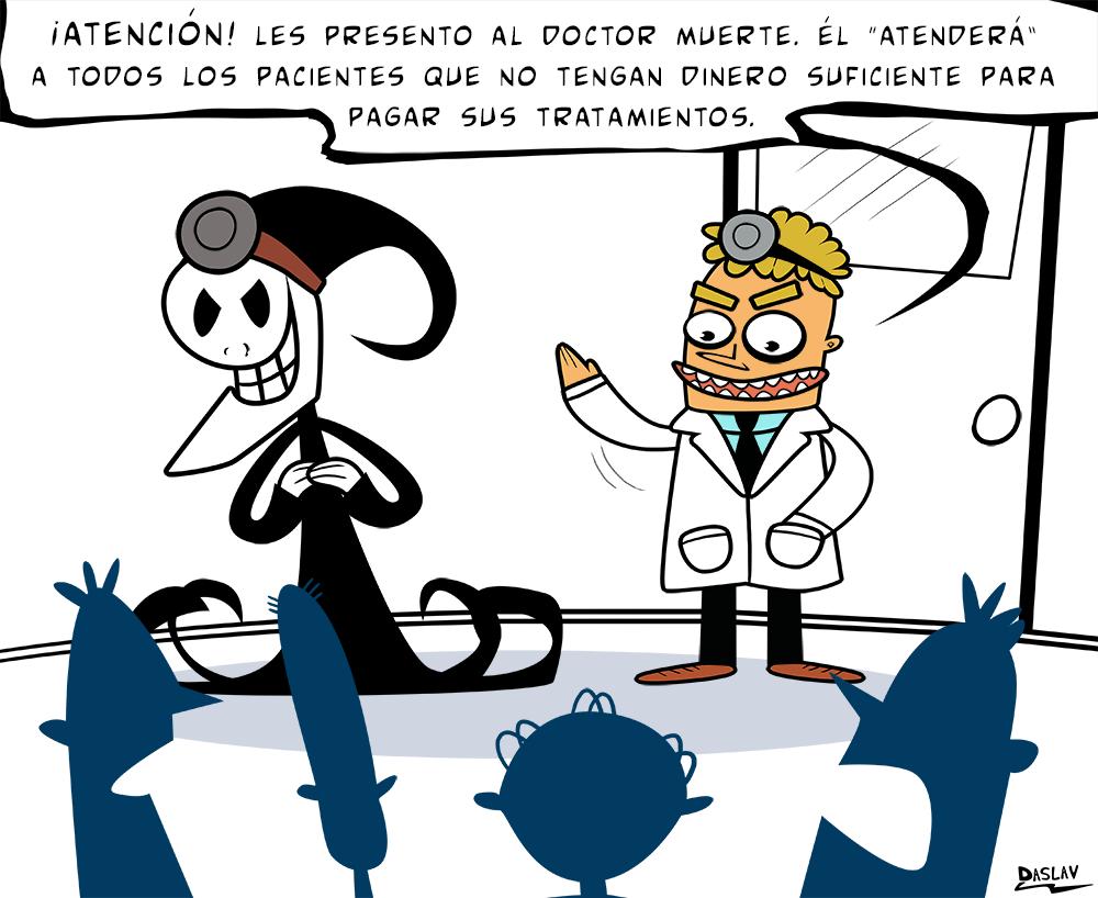 Damivago Nº 373: Doctor Muerte
