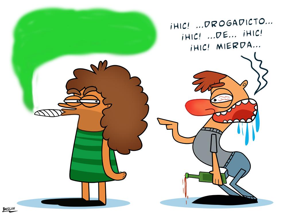 Nueva Viñeta: Drogas