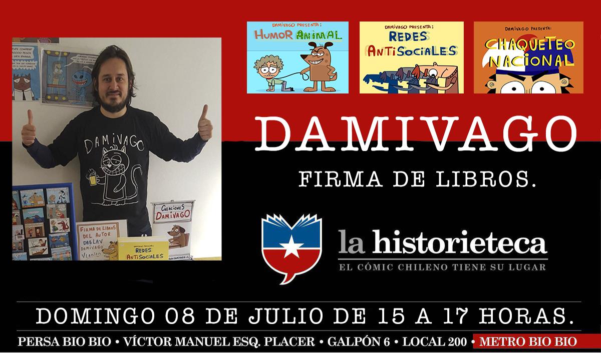 Firma Historieteca