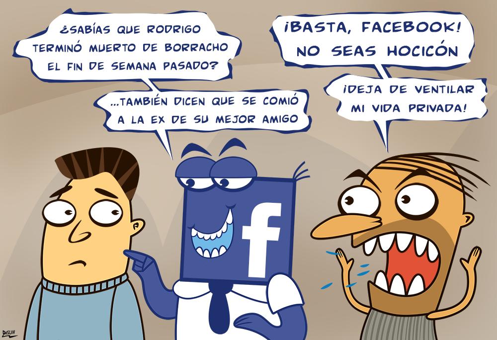 Damivago N° 360: Facebook Hocicón