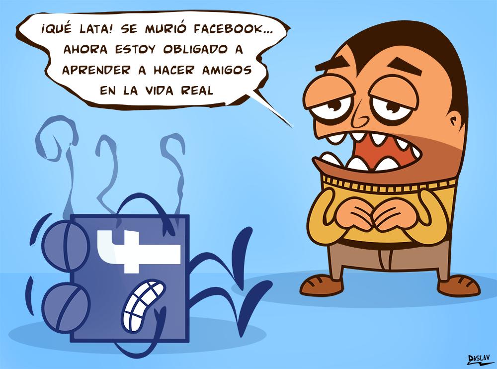 Otra de Facebook