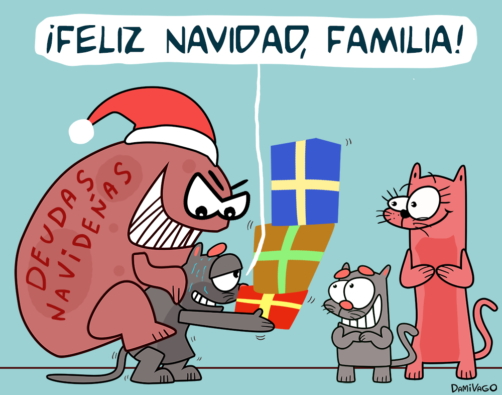 Damivago Nº 390: Feliz Navidad