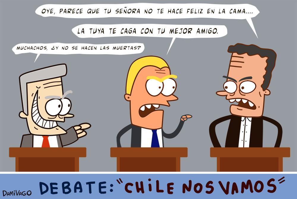 Damivago Nº 529: Debate