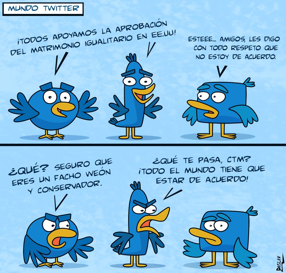 Intolerancia Twittera