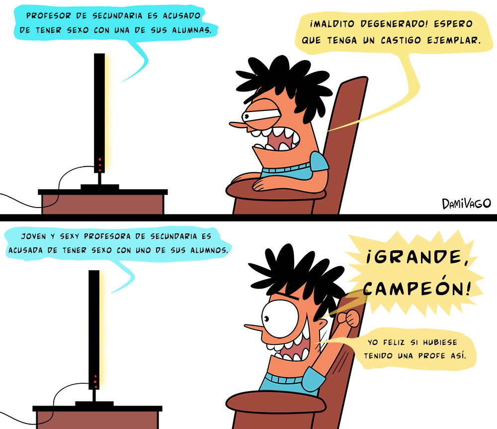 Damivago Nº 348: Opiniones Inconsecuentes