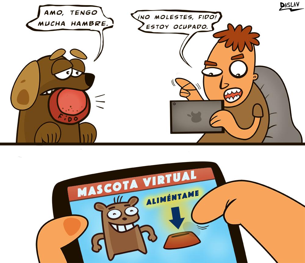Damivago N° 333: Mascota Virtual