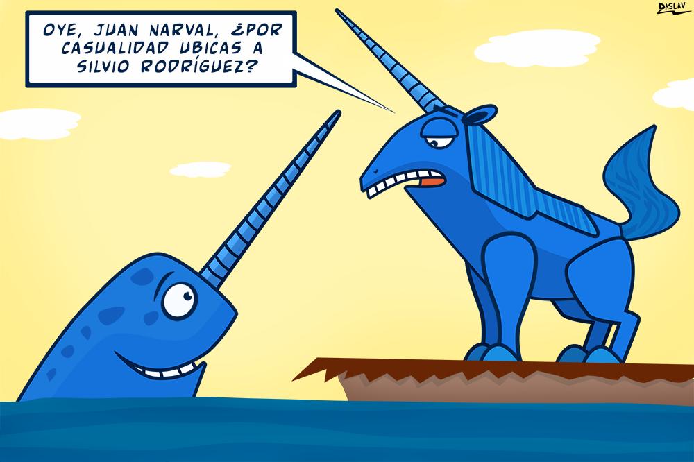 Damivago Nº 466: Narval Azul