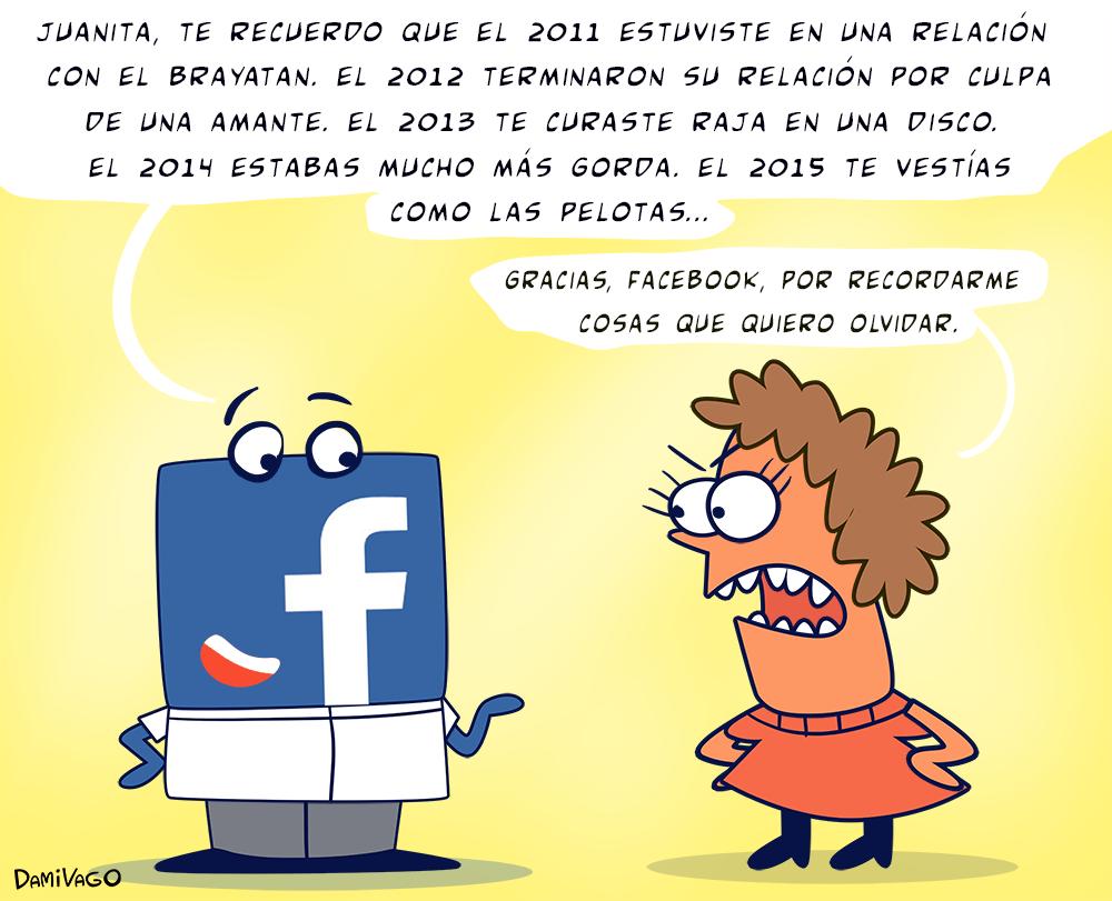 Damivago Nº 288: Amigo Facebook
