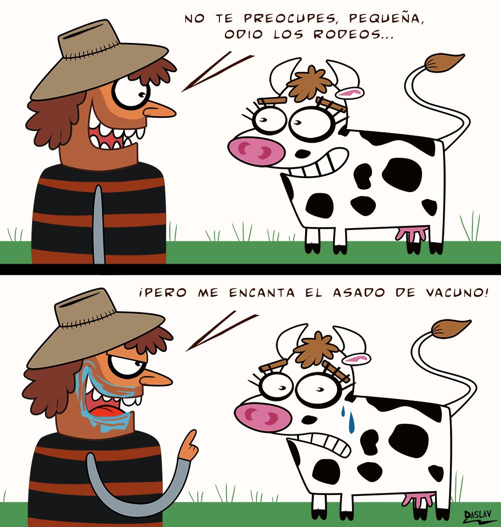 Nueva Viñeta: Rodeo