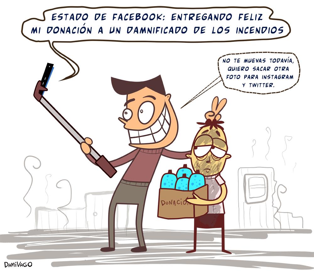 """Damivago Nº 420: """"Solidaridad Social"""""""