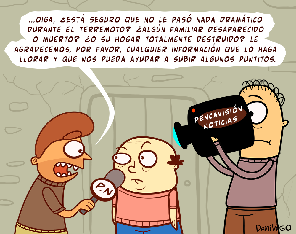 Damivago Nº 399: Morbo Noticioso