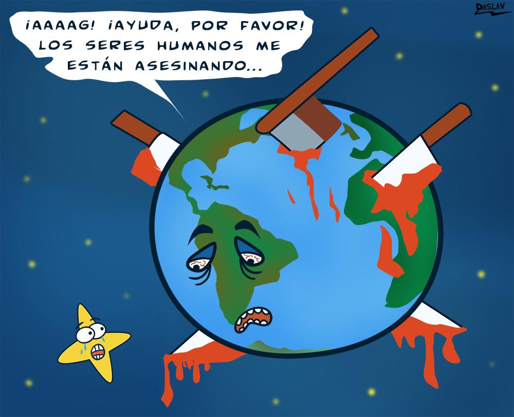 Nueva Viñeta: Asesinato