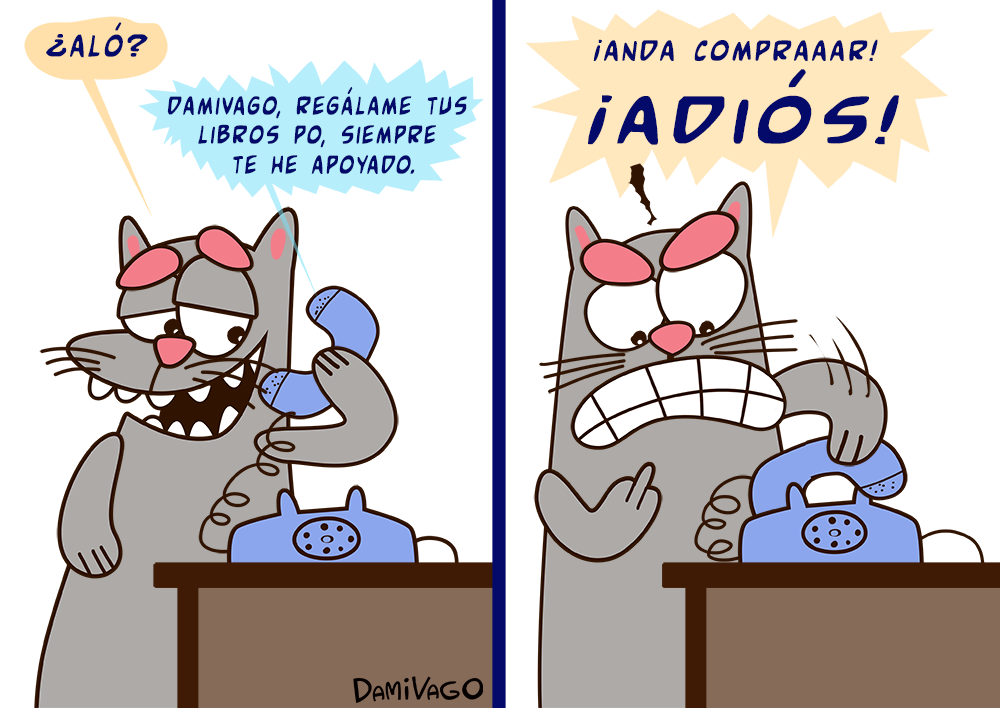 "Damivago Nº 505: ""Apoyo"""