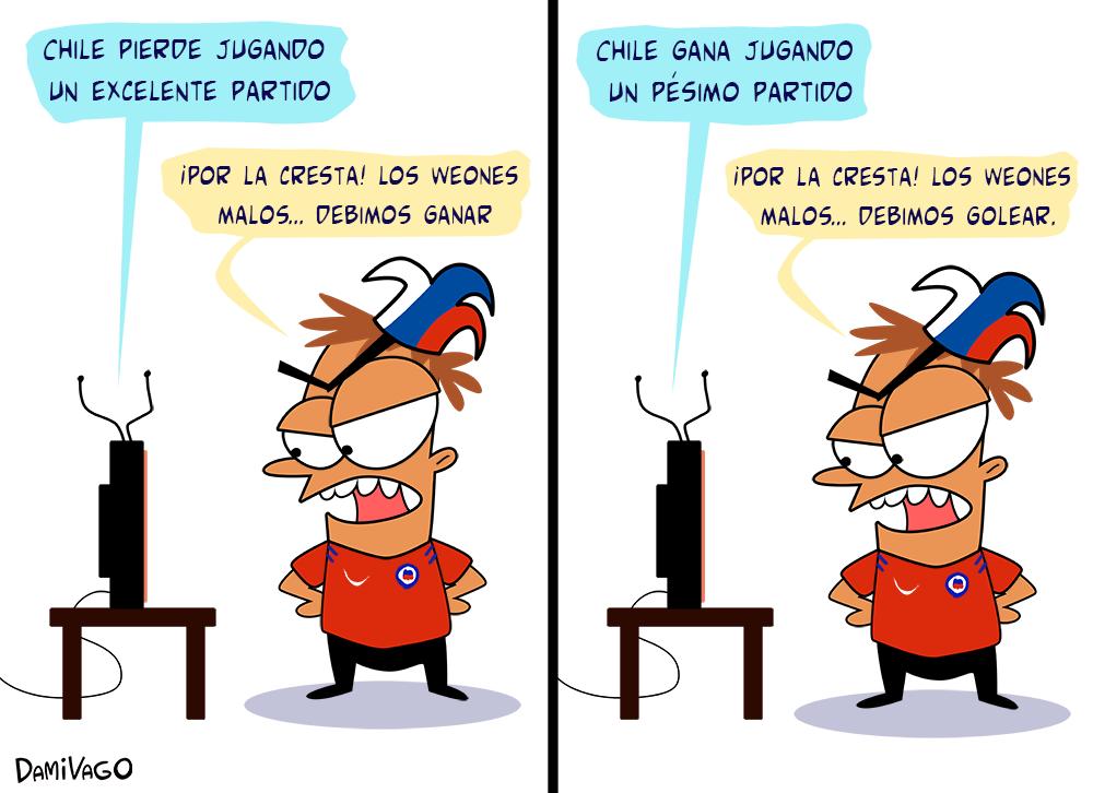 Damivago Nº: Chileno Chaquetero