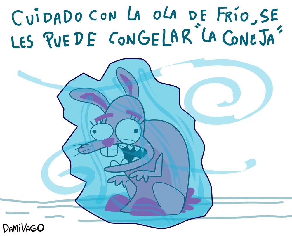 Damivago Nº 509: Congelado v2