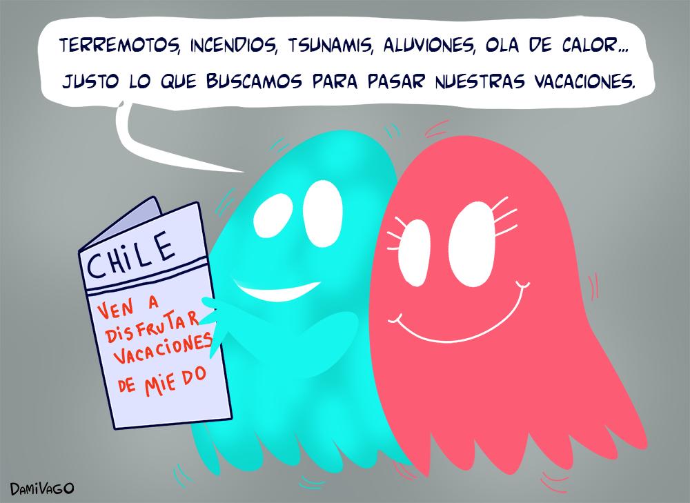 Damivago Nº 437: Caso Fantasmas