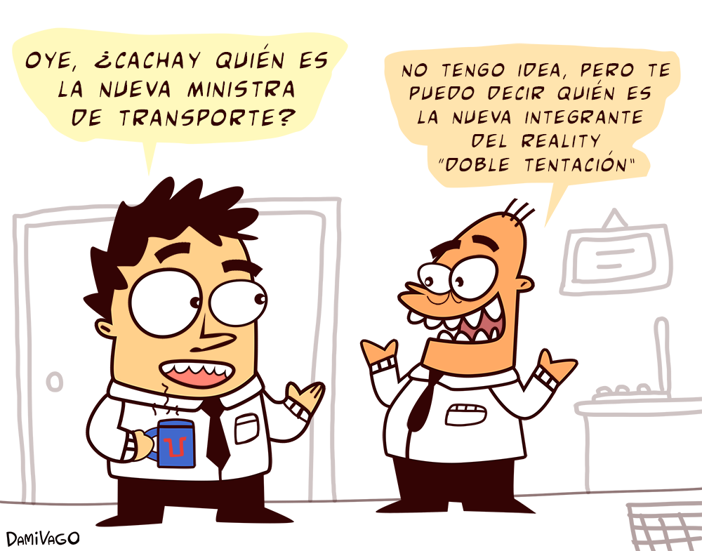 "Damivago Nº 463: Chileno ""Informado"""