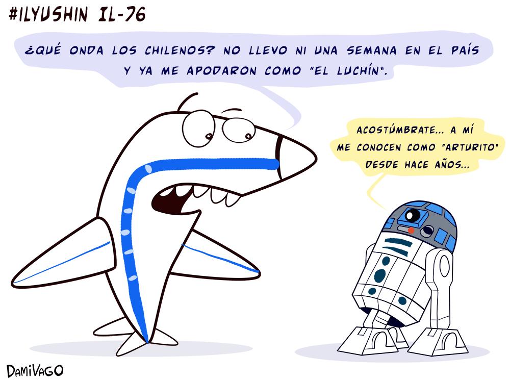 """Damivago Nº 417: """"El Luchín"""""""