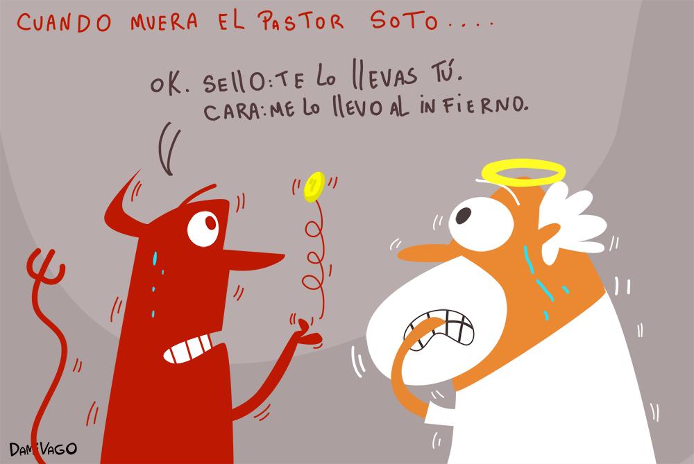 Damivago Nº 522: Pastor Soto