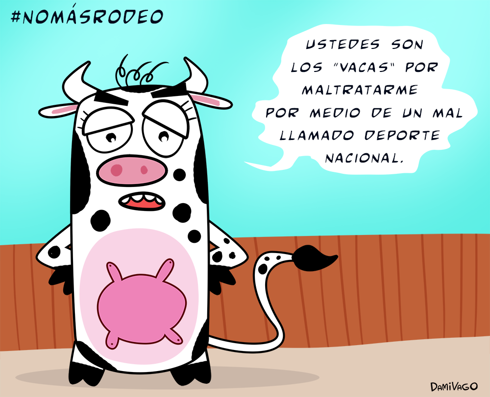 Damivago Nº 305: No Más Rodep