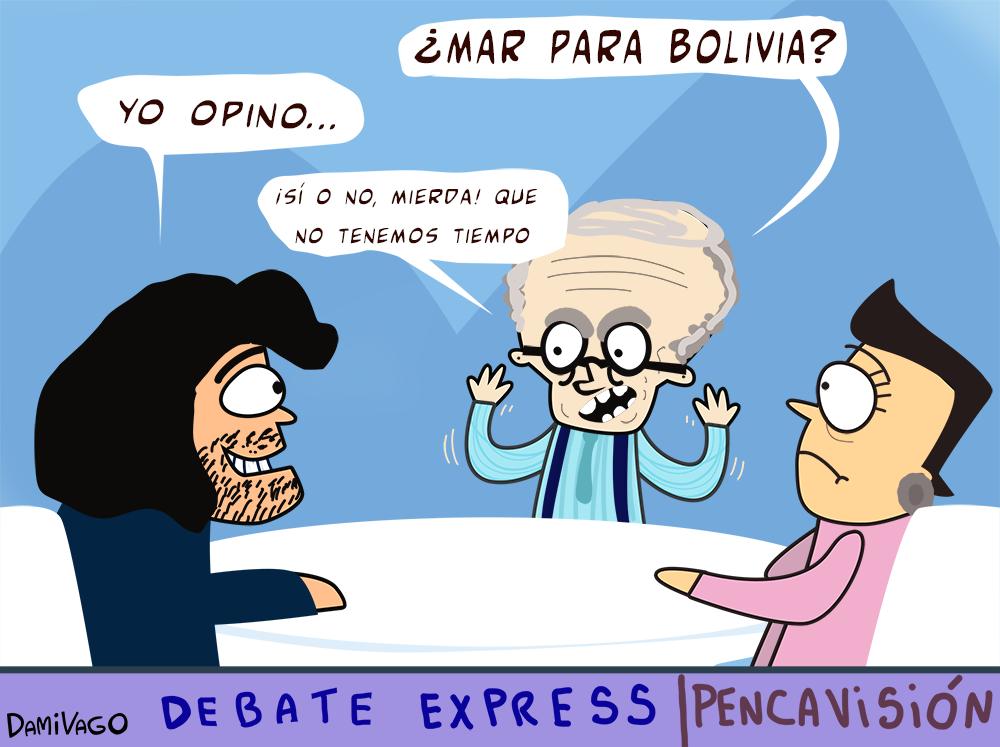 Damivago Nº 530: Debate Express