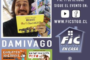Damivago en FIC SANTIAGO 2020 ONLINE