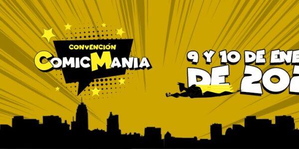 Damivago en Convención COMICMANIA 2021 VERSIÓN ONLINE