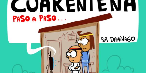 Presentación: CUARENTENA PASO A PASO con los amigos de NARF!