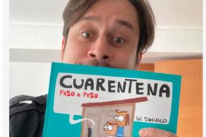 CUARENTENA PASO A PASO, lo nuevo de Damivago en El Desconcierto.cl