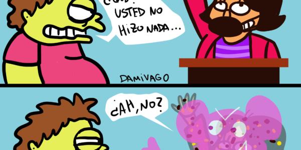 Damivago Nº 2330: «Nueva Política»