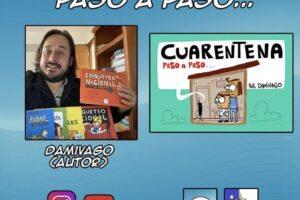 CUARENTENA PASO A PASO: NUEVO LIBRO DE DAMIVAGO