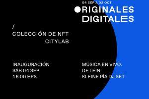 Colección de NFT CITYLAB (Originales Digitales)